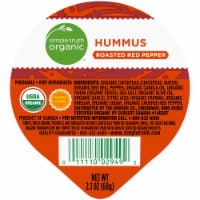 Simple Truth Organic™ Roasted Red Pepper Hummus Cup