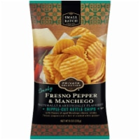 Private Selection™ Smoky Fresno Pepper & Manchego Flavored Ripple-Cut Kettle Chips