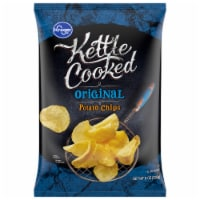 Kroger Kettle Cooked Original Potato Chips