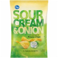 Kroger® Sour Cream & Onion Flavored Potato Chips