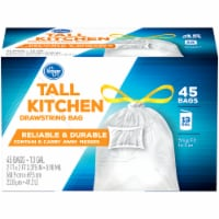 Kroger® Tall 13 Gallon Kitchen Drawstring Bags