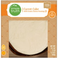 Simple Truth™ Carrot Cake with Cream Cheese Frosting - 21.2 oz