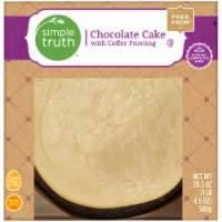 Simple Truth™ Chocolate Cake with Coffee Frosting