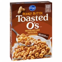 Kroger® Peanut Butter Sweetened Multi-Grain Toasted Cereal