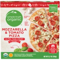 Simple Truth Organic™ Mozzarella & Tomato Ultra-Thin Crust Pizza Box