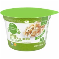 Simple Truth Organic™ Deluxe Butter & Herb Shells & Cheese Cup