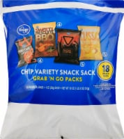 Kroger® Chip Variety Snack Sack Grab 'N Go Packs