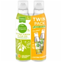 Simple Truth Organic® Extra Virgin Olive Oil Cooking Spray Twin Pack