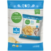Simple Truth Organic™ Sea Salt Potato Chips 6 Count