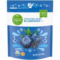 Simple Truth Organic™ Sweetened Dried Blueberries Pouch