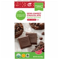 Simple Truth Organic™ Semi-Sweet Chocolate Baking Squares