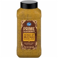 Kroger® Prime Seasonings Kicked Up Mustard Season & Rub