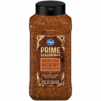Kroger® Prime Seasonings Wood Fire Hickory Season & Rub