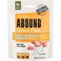 Abound Grain Free Freeze-Dried Chicken Cat Treats