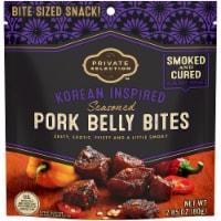 Private Selection™ Korean Inspired Seasoned Pork Belly Bites