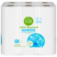 Simple Truth™100% Recycled Paper Towels