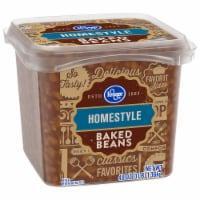 Kroger®  Homestyle Baked Beans Tub