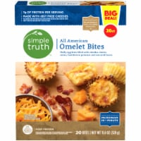 Simple Truth™ All American Omelet Bites