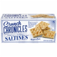 Crunch Chronicles™ Saltine Crackers