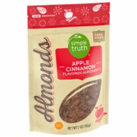 Simple Truth™ Apple Cinnamon Flavored Almonds Pouch