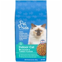 Pet Pride™ Chicken & Turkey Flavor Indoor Adult Cat Food