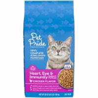 Pet Pride® Heart Eye & Immunity Support Formula Dry Cat Food