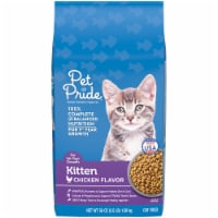 Pet Pride™ Chicken Flavor Dry Kitten Food