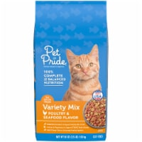 Pet Pride™ Poultry & Seafood Dry Cat Food