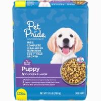 Pet Pride® Chicken Flavor Puppy Dry Dog Food