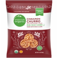 Simple Truth Organic™ Cinnamon Churro Mini Rice Cakes