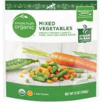Simple Truth Organic™ Fresh Frozen Mixed Vegetables