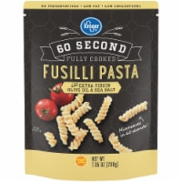 Kroger® 60 Second Fully Cooked Fusilli Pasta Pouch