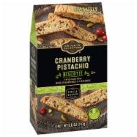 Private Selection™ Pistachio Cranberry Pistachio Biscotti Cookies