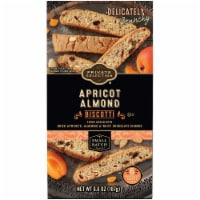 Private Selection® Apricot Almond Biscotti Cookies