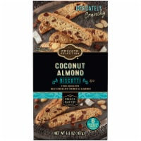 Private Selection® Coconut Almond Biscotti Cookies
