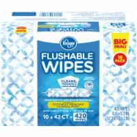 Kroger® Flushable Wipes