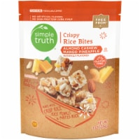 Simple Truth™ Almond Cashew Mango Pineapple Crispy Rice Bites Pouch