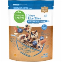 Simple Truth™ Almond Blueberry Crispy Rice Bites Bag