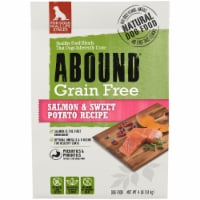 Abound® Grain Free Salmon & Sweet Potato Recipe Adult Dog Food