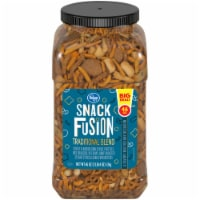 Kroger® Snack Fusion Traditional Blend Snack Mix