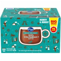 Kroger® 100% Colombian Single Serve Coffee Pods Box