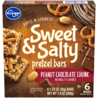 Kroger® Sweet & Salty Peanut Chocolate Chunk Pretzel Bars