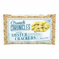 Crunch Chronicles™ Baked Oyster Crackers