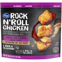 Kroger® Whiskey BBQ Sauce & Peppercorn Dry Rub Rock N' Roll Chicken