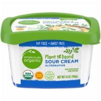 Simple Truth Organic™ Gluten Free Non-Dairy Sour Cream - 14 oz