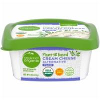 Simple Truth Organic™ Plant-Based Plain Cream Cheese Alternative - 8 oz