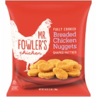 Mr. Fowler's® Breaded Chicken Nuggets