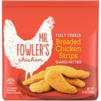 Mr. Fowler's® Breaded Chicken Strips
