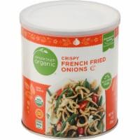 Simple Truth Organic™ Crispy French Fried Onions - 6 oz