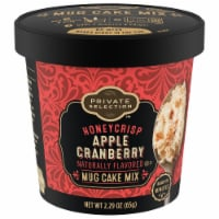 Private Selection™ Honeycrisp Apple Cranberry Mug Cake Mix